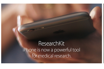Screenshot: Research Kit