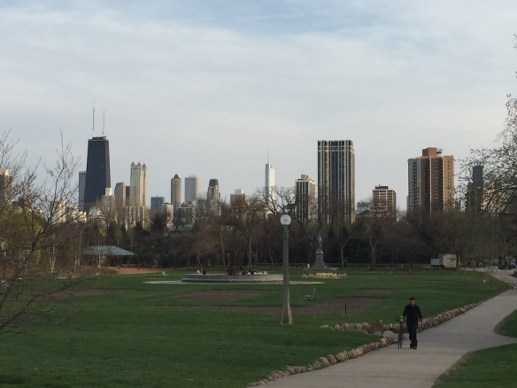 Chicago -from Lincoln Park