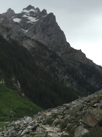 Cascade Canyon, Grand Tetons