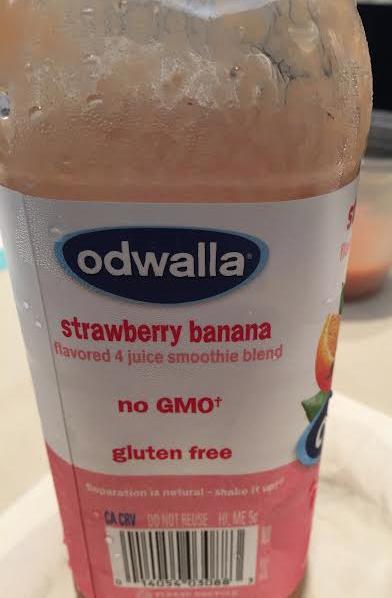 GMO free drink