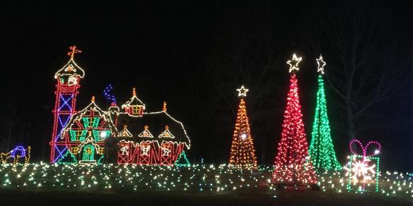 Lights at Life University