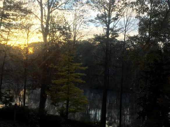 Morning in Sandy Springs
