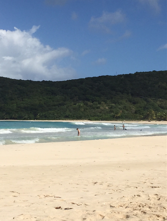 Flamenco Beach, Culebra