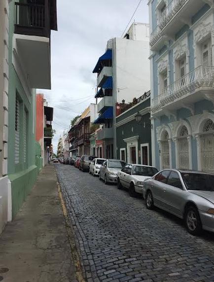 Old Town, San Juan
