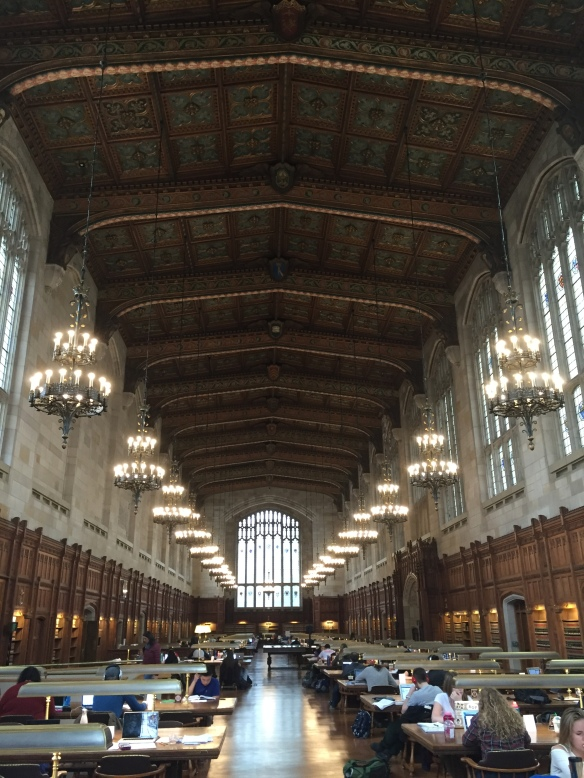 Law Library, Univ of Michigan