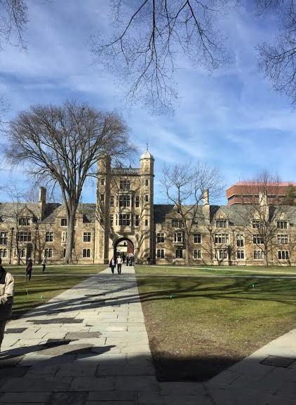 Law Quad, Univ Michigan