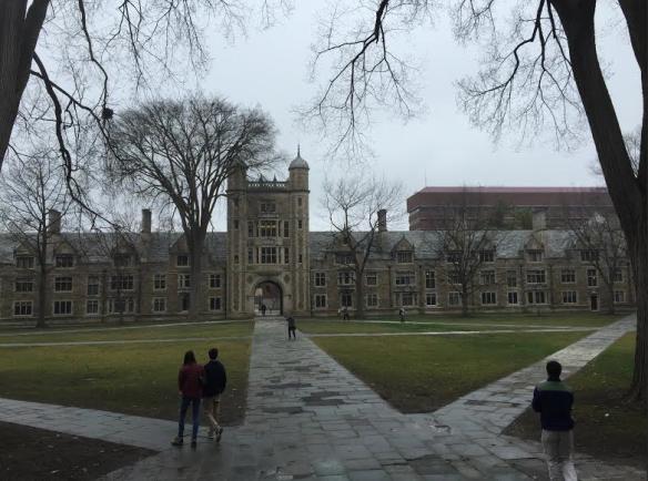Law Quad, Univeristy of Michigan