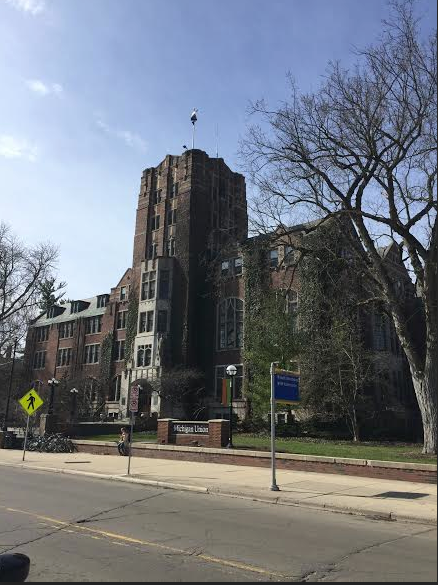 Michigan Union, Ann Arbor