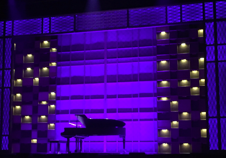 """Set from the Musical """"Beautiful"""""""