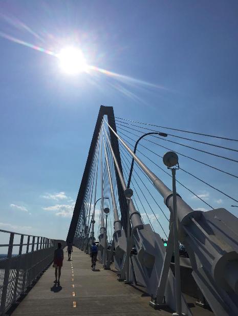 Arthur Ravenel Jr Bridge