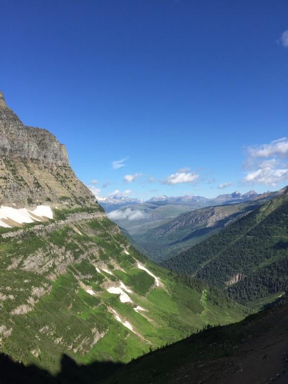 Highline Trail, Glacier Nat'l park