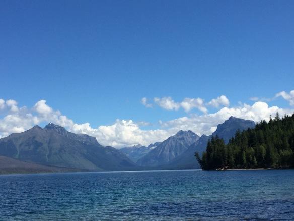 Lake McDonald, Glacier Natl Park
