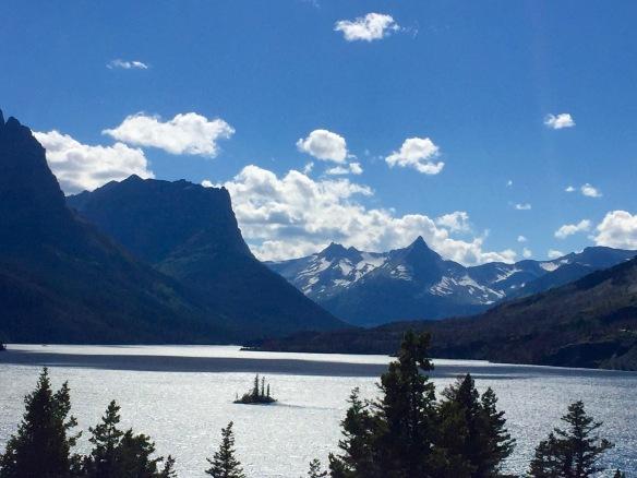 Wild Goose Island, Glacier Natl Park