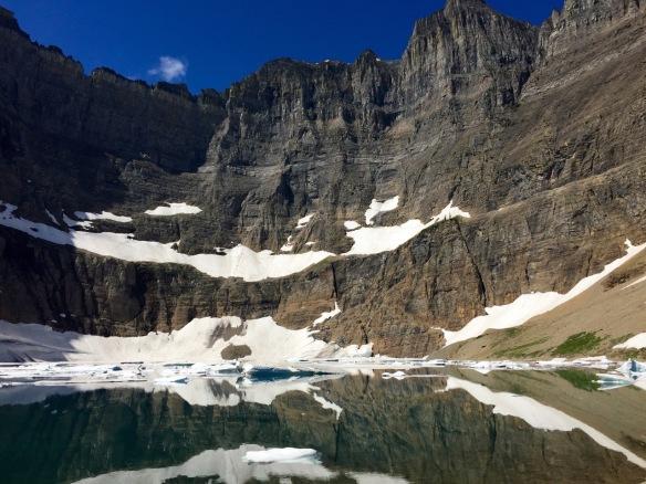 Iceberg Lake, Glacier Natl Park