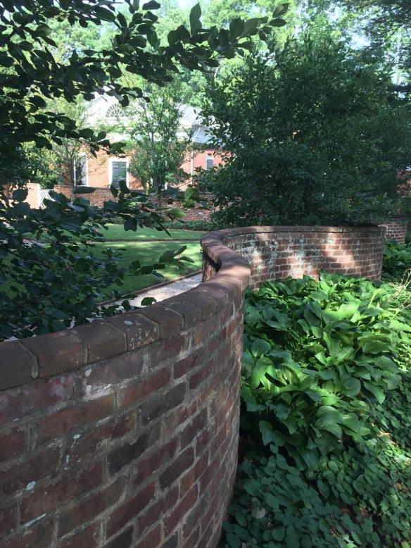 Gardens at University of Virginia