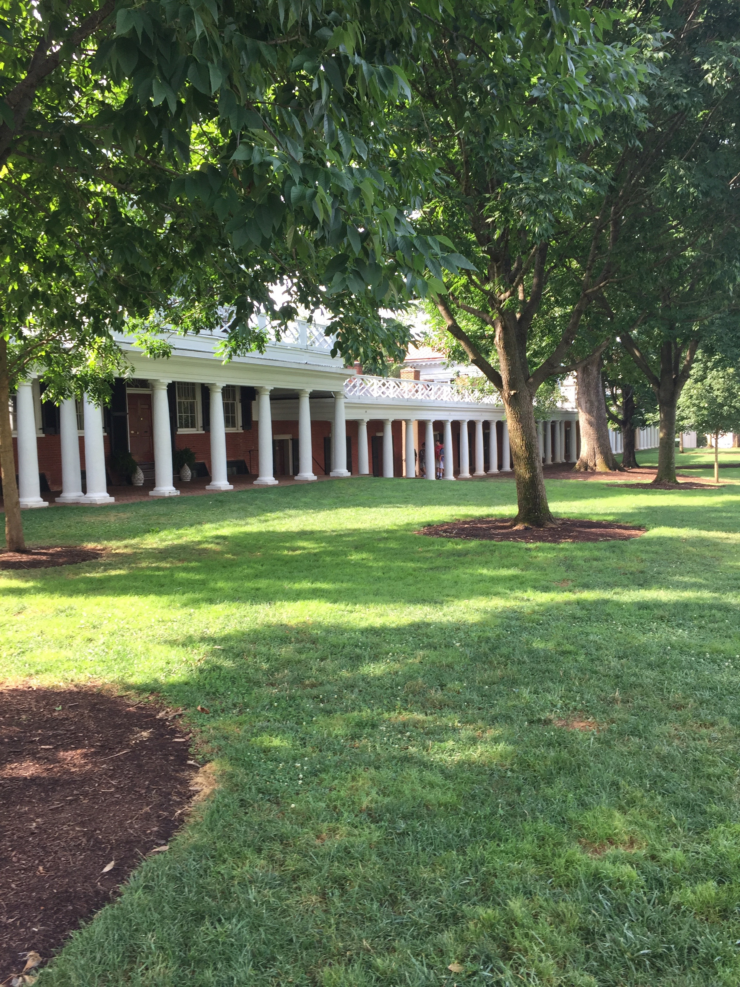 The Lawn, University of Virginia