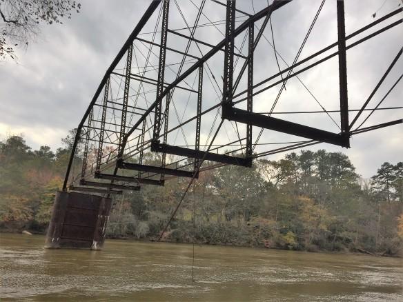 Jones Bridge & Chattahoochee River