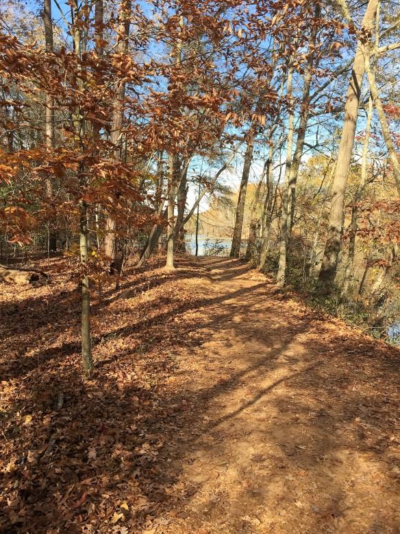 Jones Bridge Trail