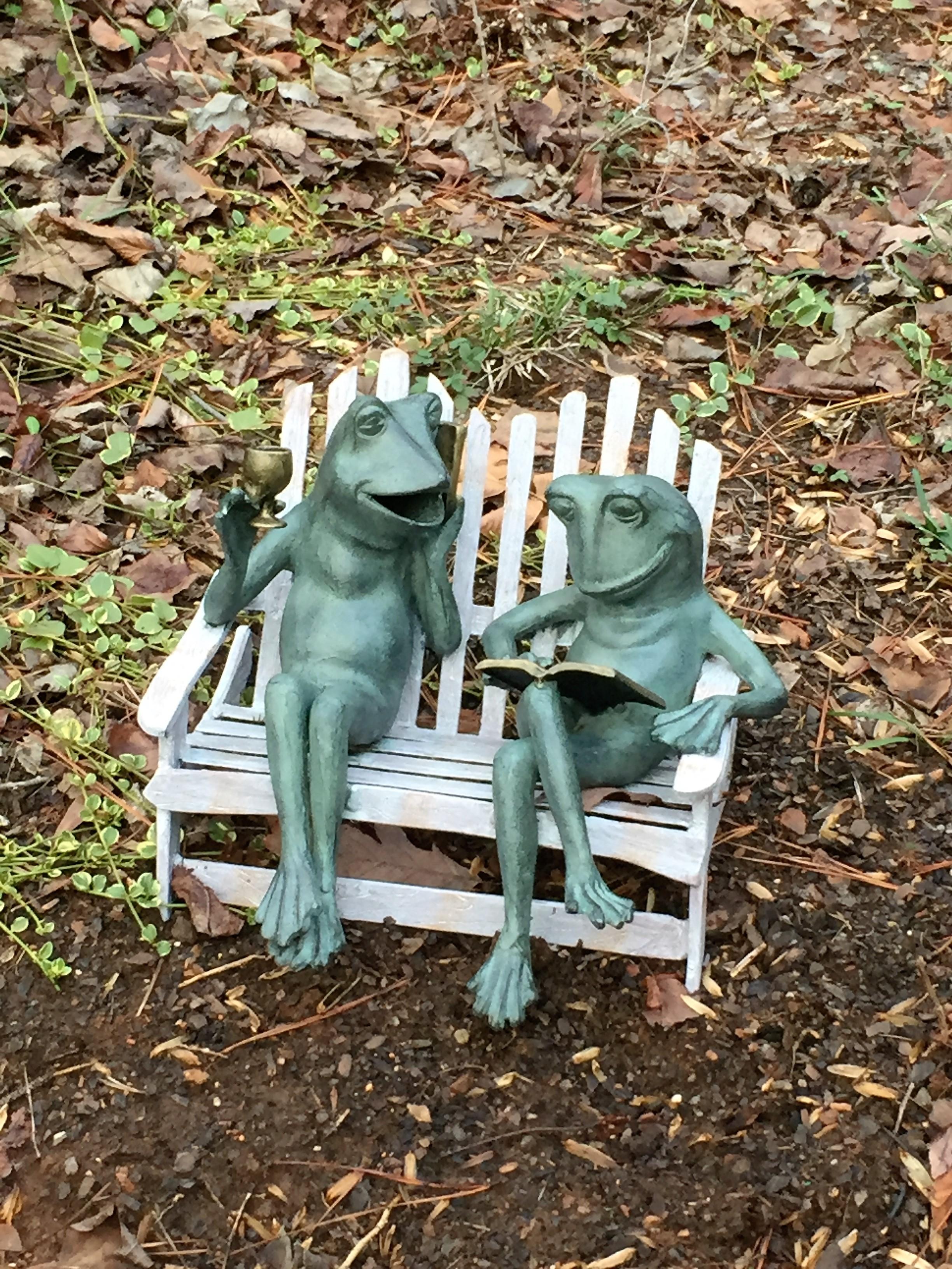 frogsinfront